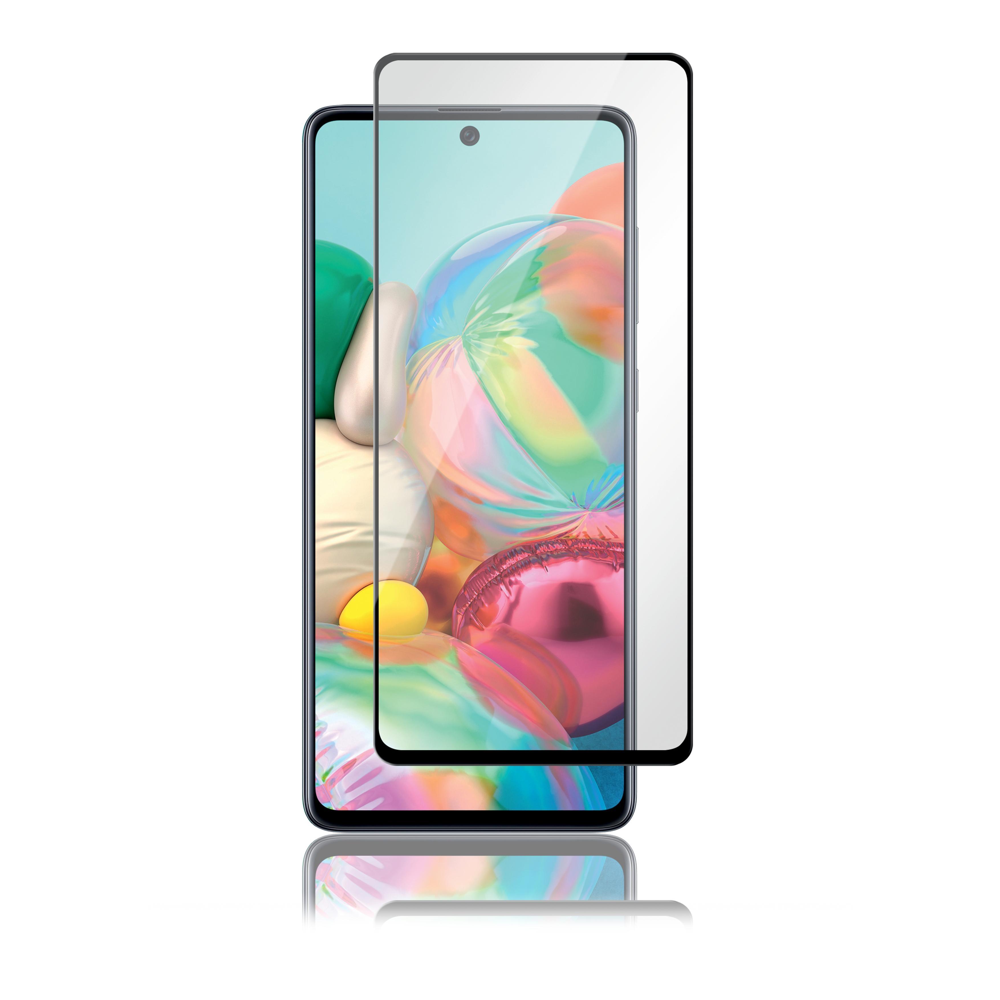 Full-Fit Glass Samsung Galaxy A72 5G Black
