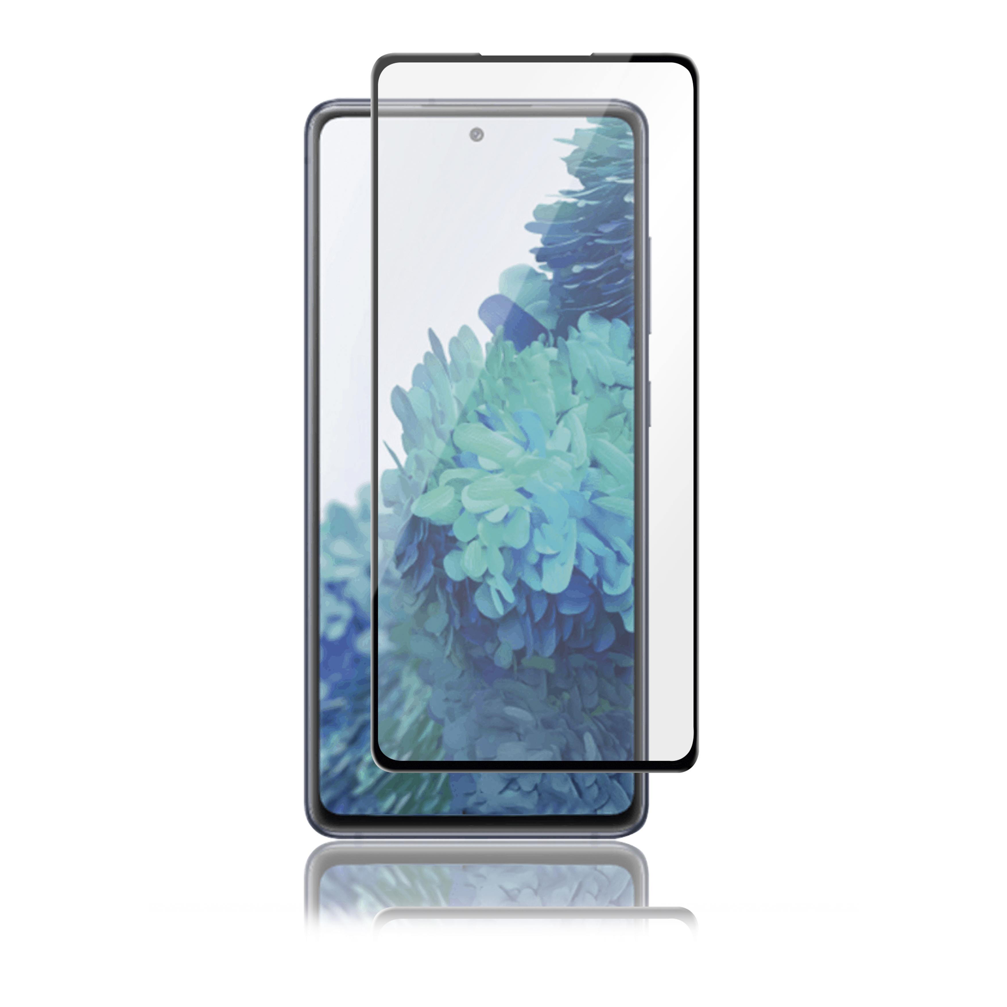 Full-Fit Glass Samsung Galaxy S20 FE Black