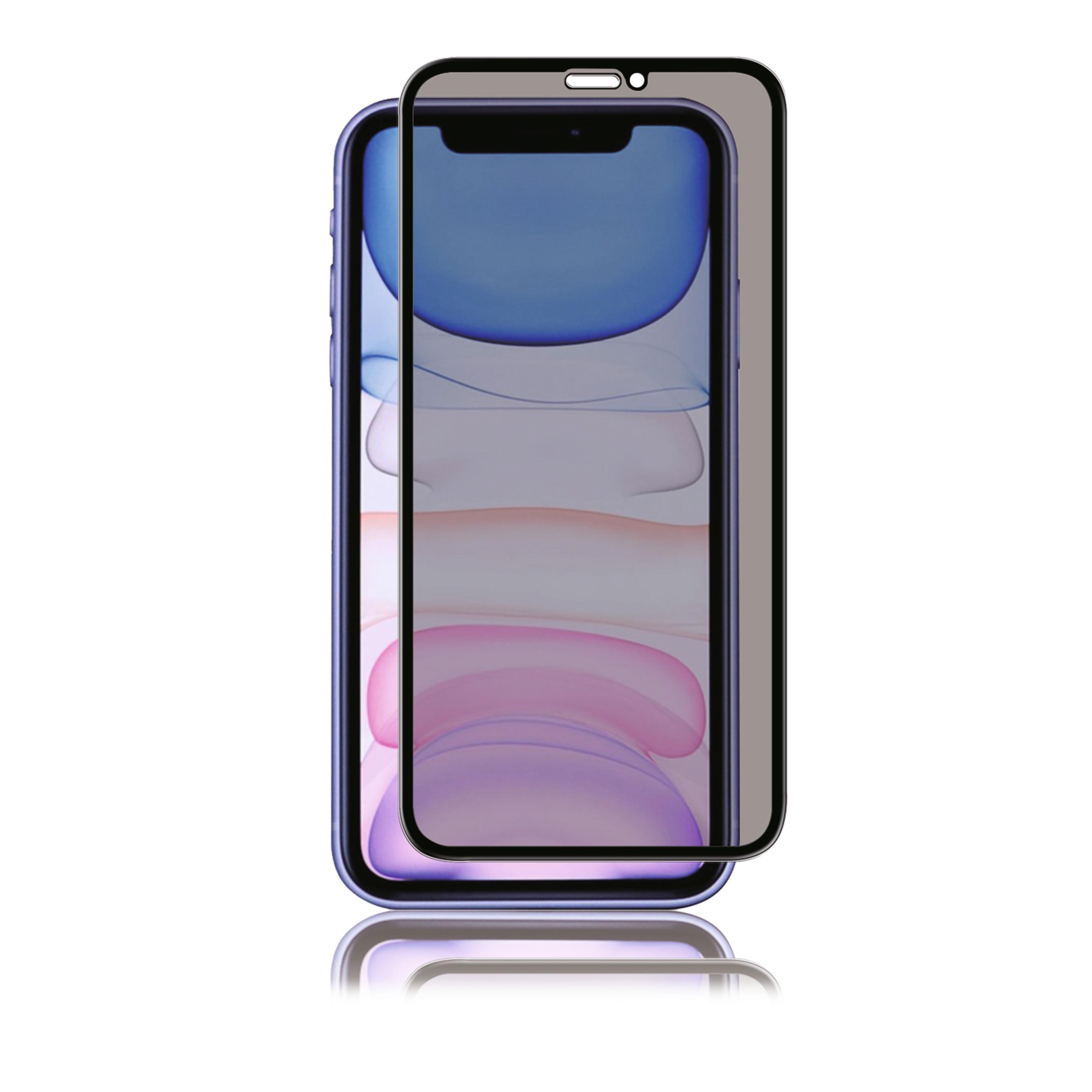 Full-Fit Privacy Glass iPhone XR/11