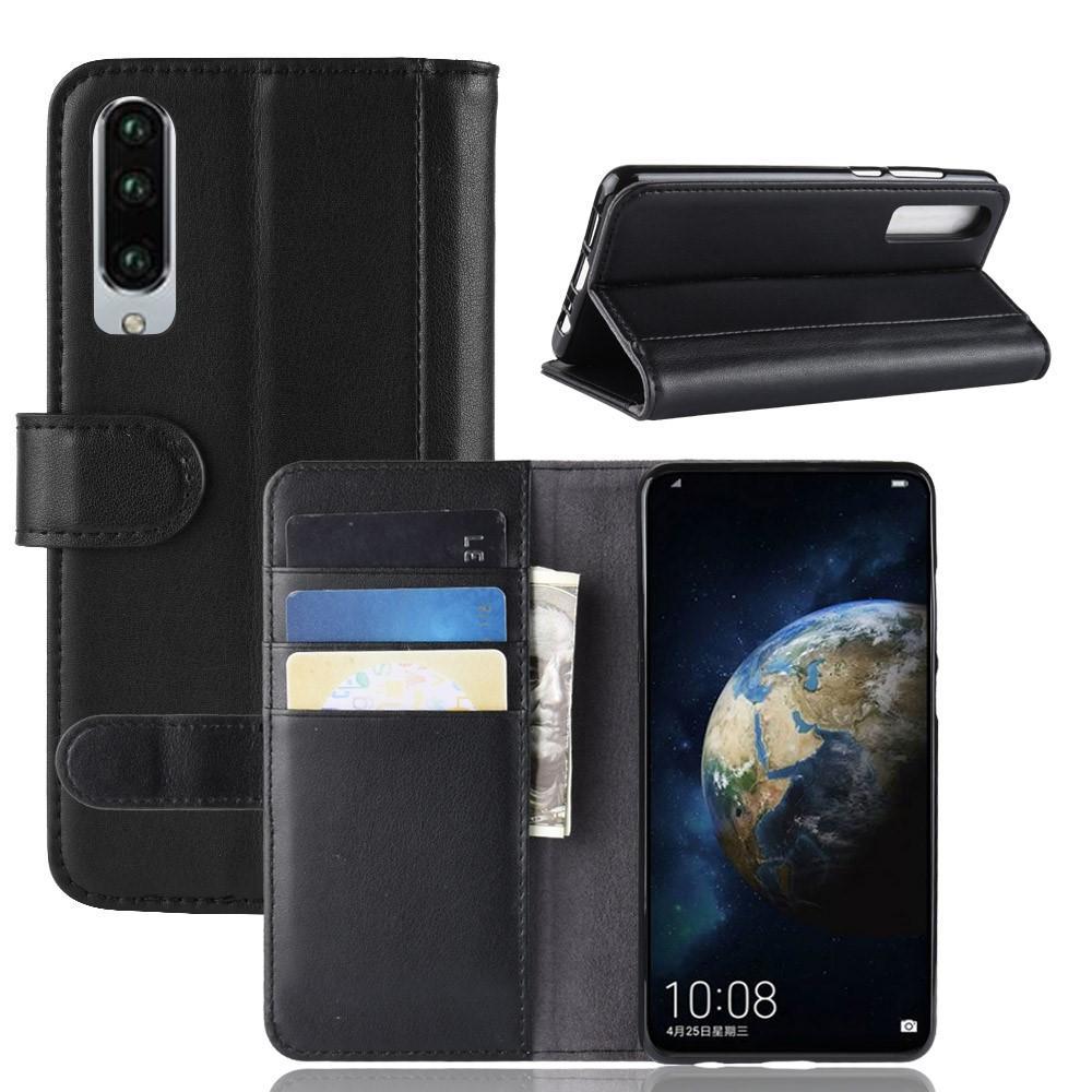 Aito Nahkakotelo Huawei P30 musta
