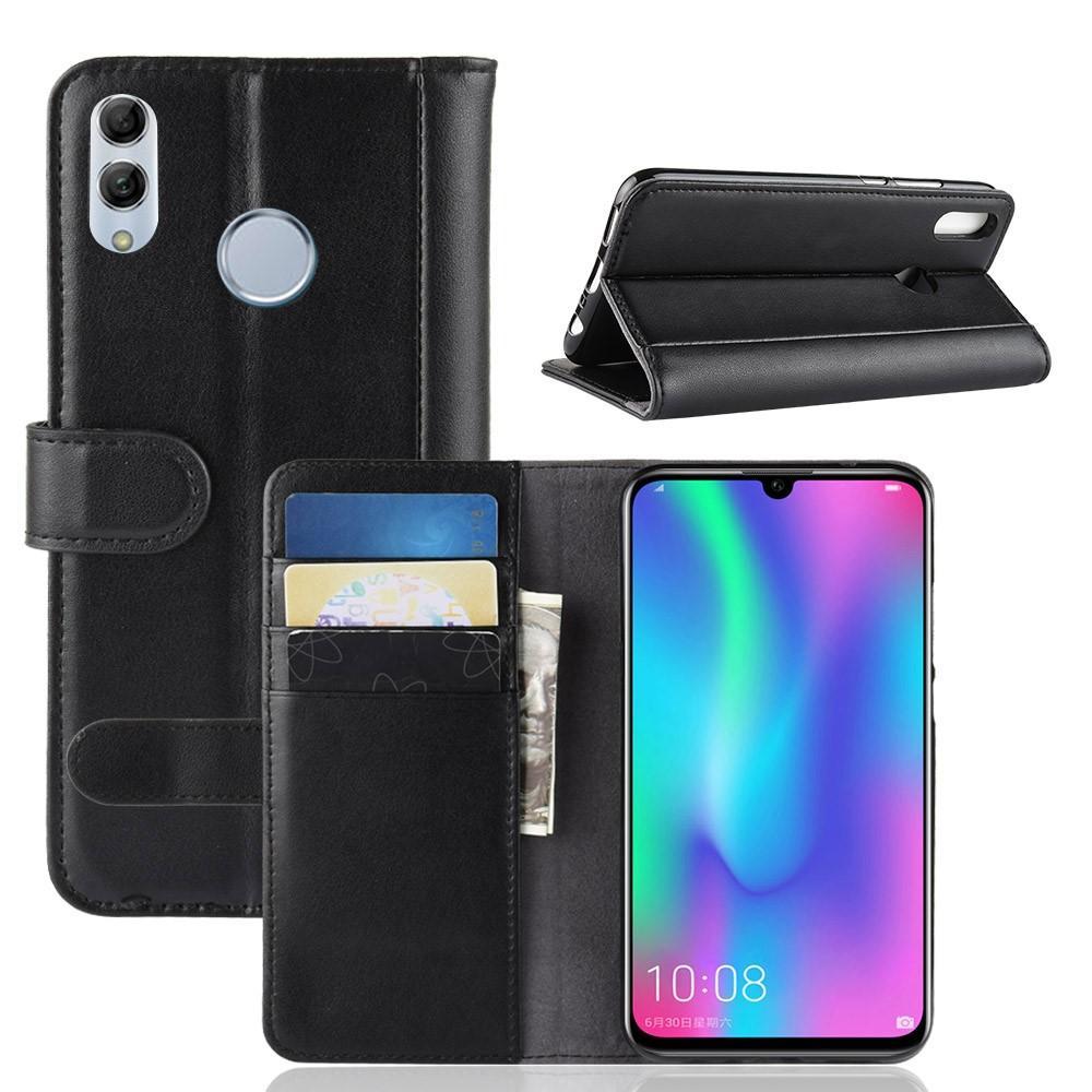 Aito Nahkakotelo Huawei P Smart 2019 musta