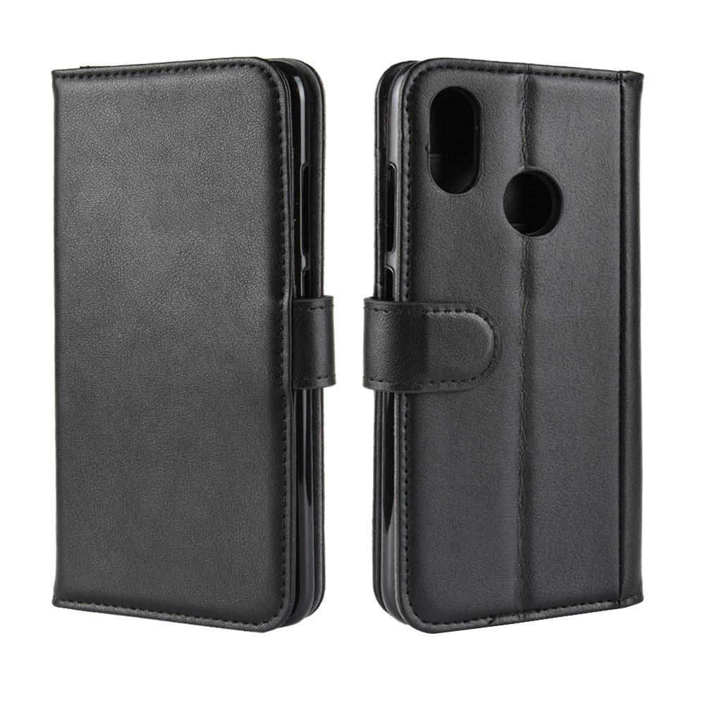 Aito Nahkakotelo Xiaomi Mi 8 musta