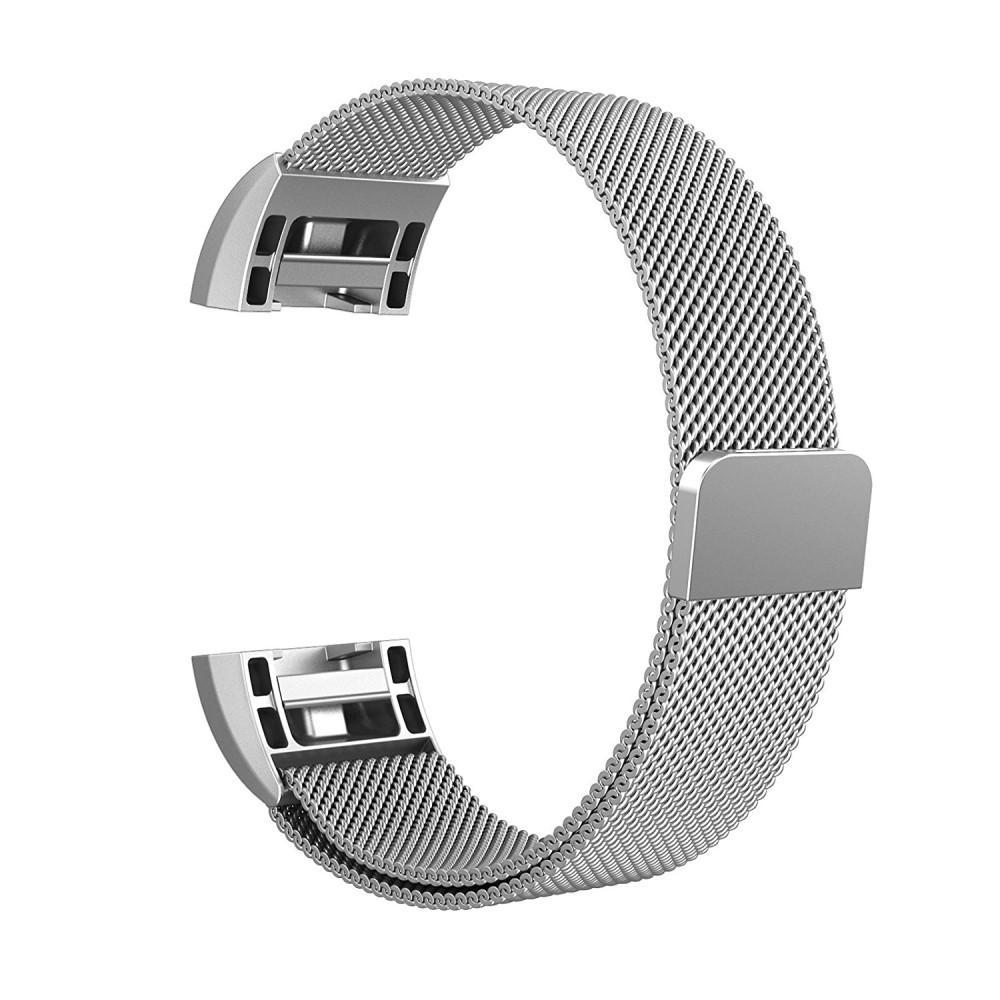 Ranneke Milanese Loop Fitbit Charge 2 hopea