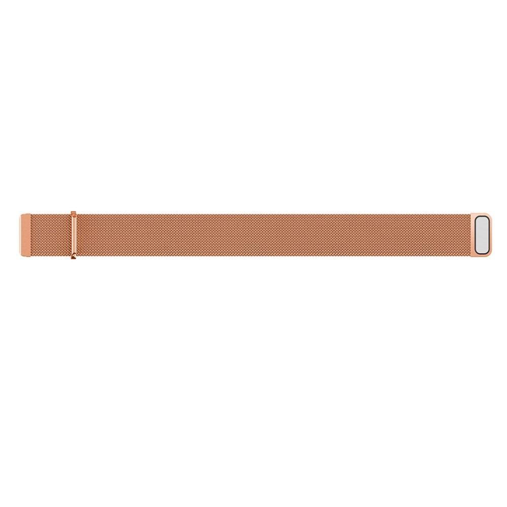 Ranneke Milanese Loop Fitbit Versa/Versa 2 ruusukulta