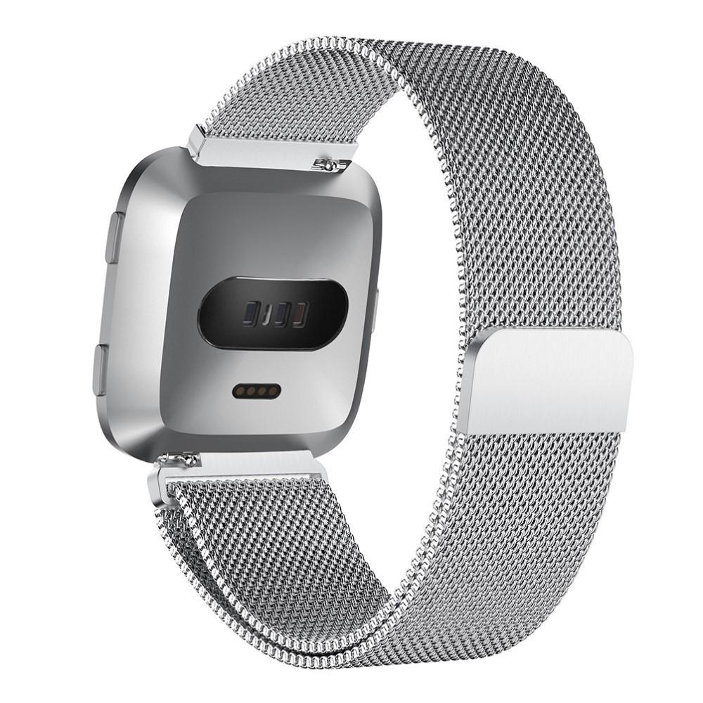 Ranneke Milanese Loop Fitbit Versa/Versa 2 hopea