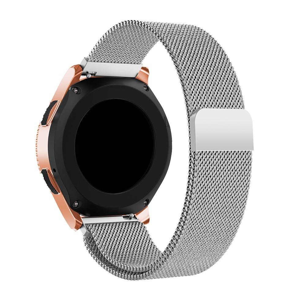 Ranneke Milanese Samsung Galaxy Watch 42mm hopea