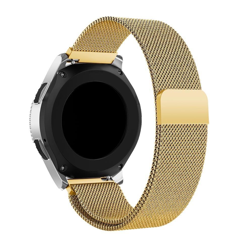 Ranneke Milanese Samsung Galaxy Watch 46mm kulta