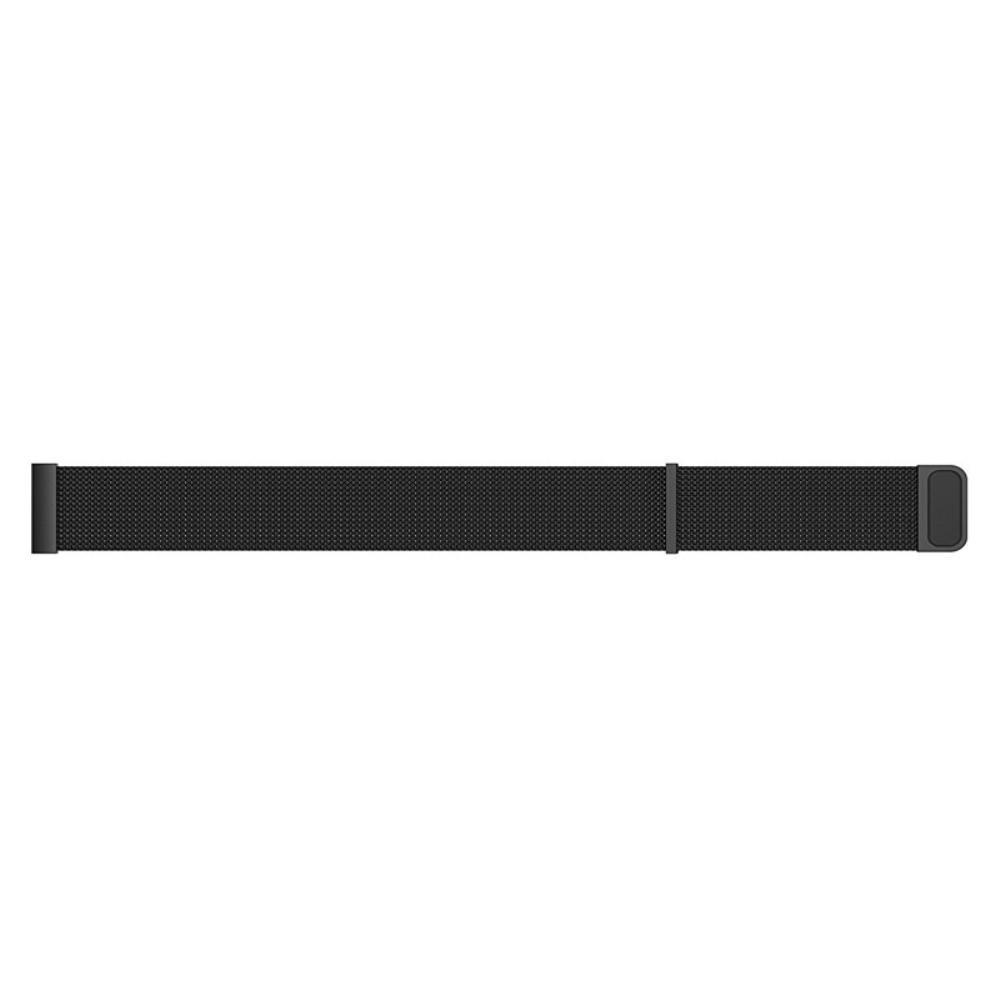 Ranneke Milanese Xiaomi Amazfit Bip musta