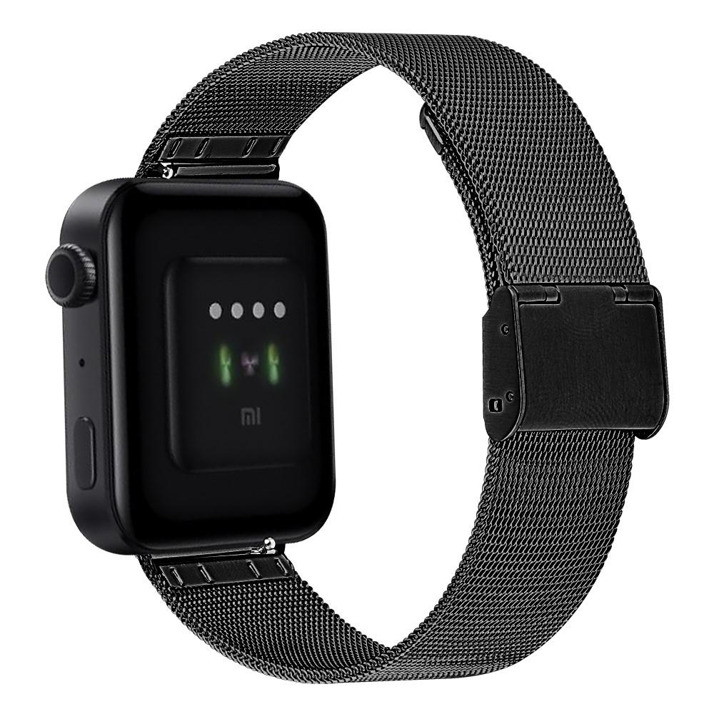 Mesh Bracelet Xiaomi Mi Watch Black