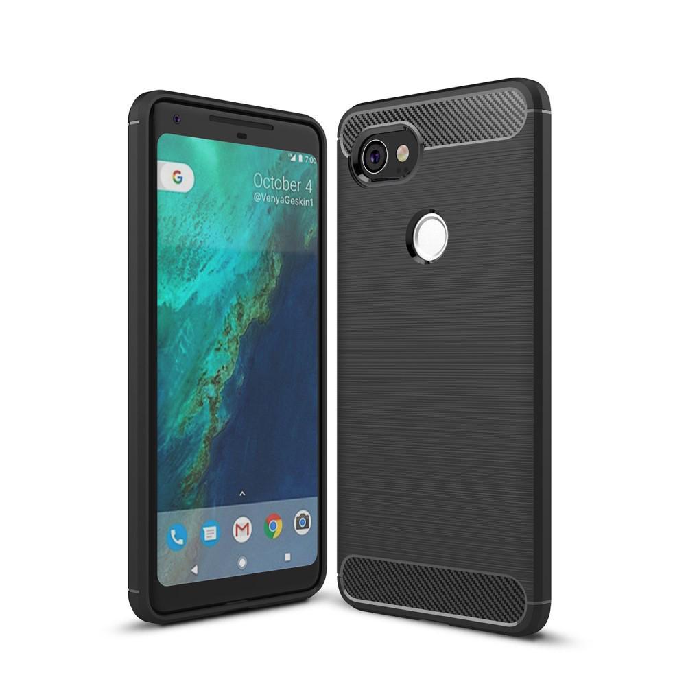 Brushed TPU Kuori for Google Pixel 2 XL black