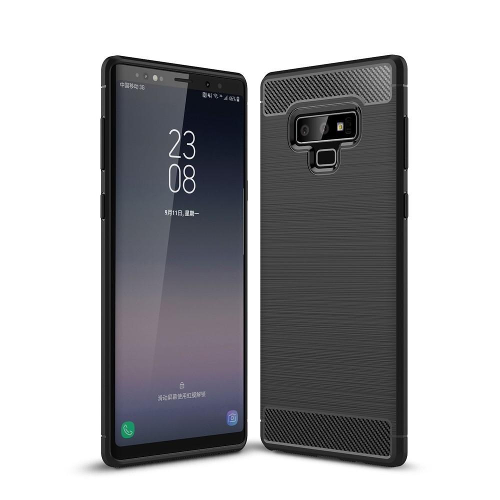 Brushed TPU Kuori Samsung Galaxy Note 9 black