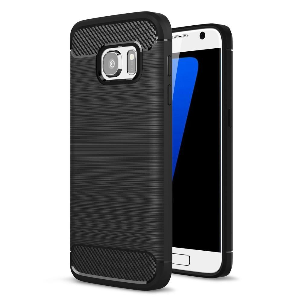 Brushed TPU Kuori for Samsung Galaxy S7 black