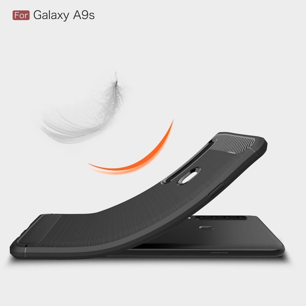Brushed TPU Kuori Samsung Galaxy A9 2018 black