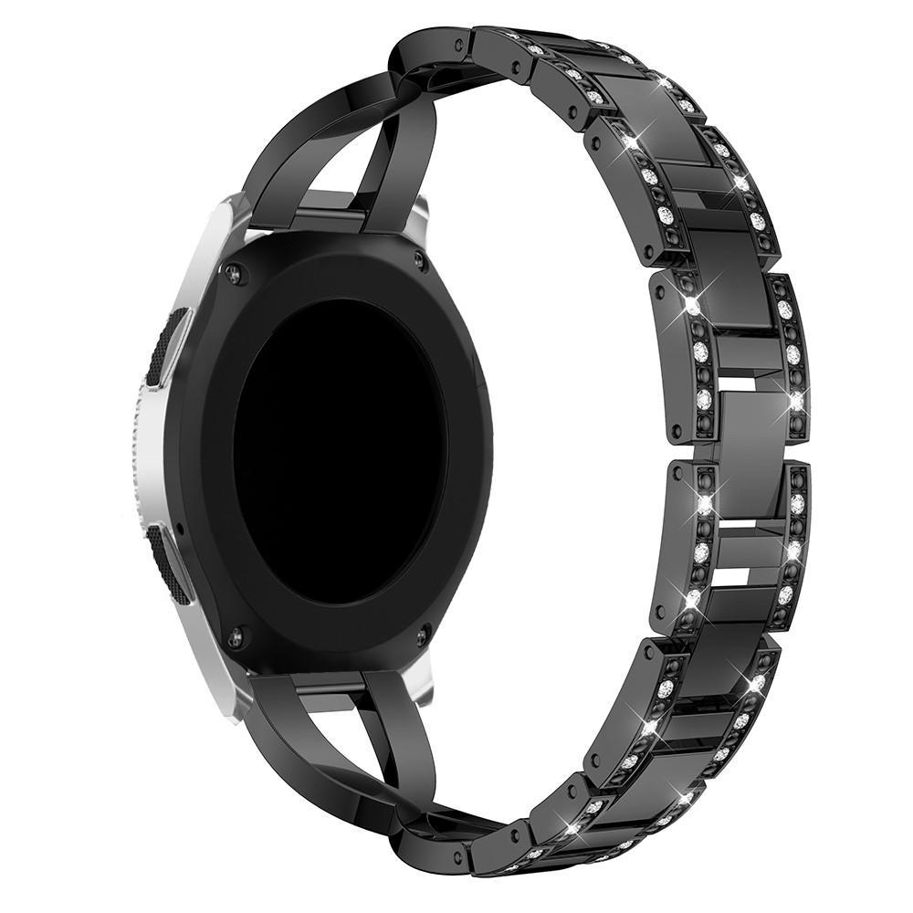 Crystal Bracelet 22mm Black