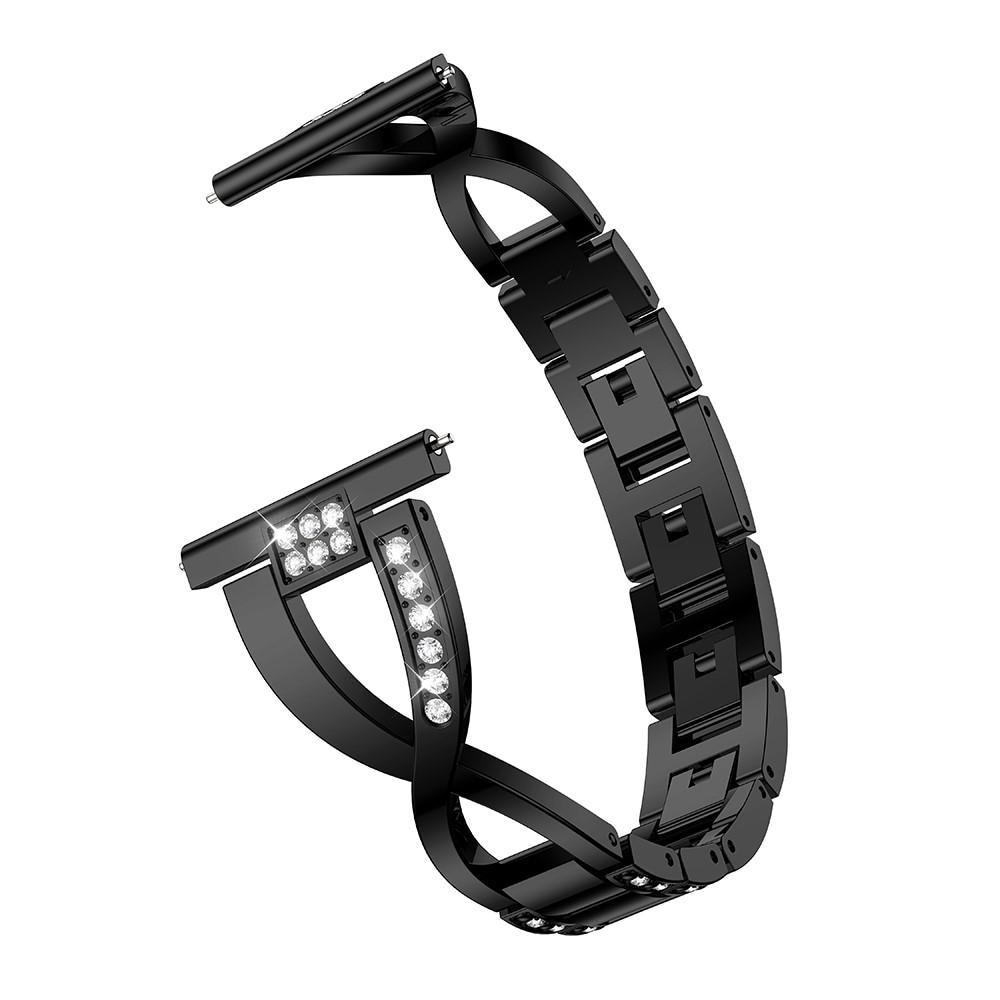 Crystal Bracelet Amazfit GTS Black