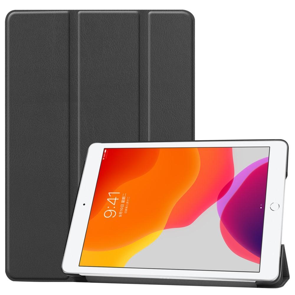 Kotelo Tri-fold Apple iPad 10.2 musta