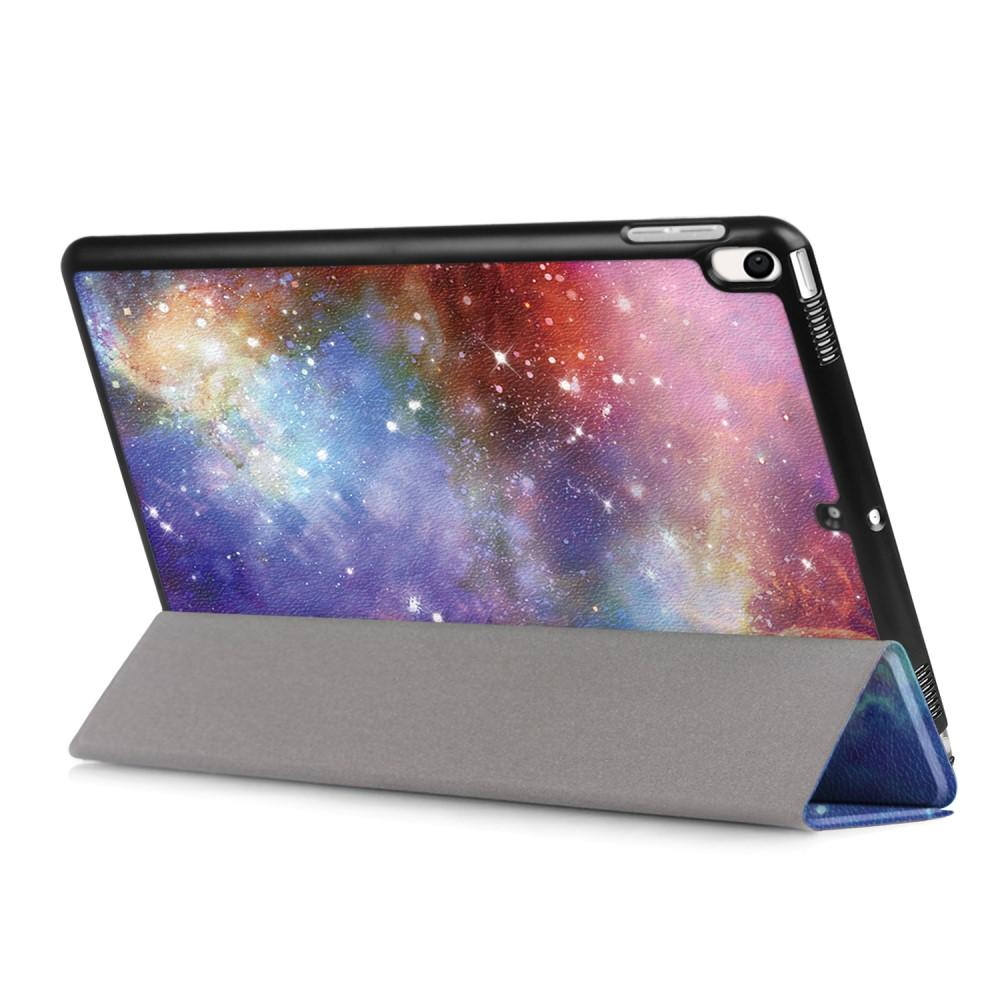 Kotelo Tri-fold Apple iPad Air 3 2019 ulkoavaruus