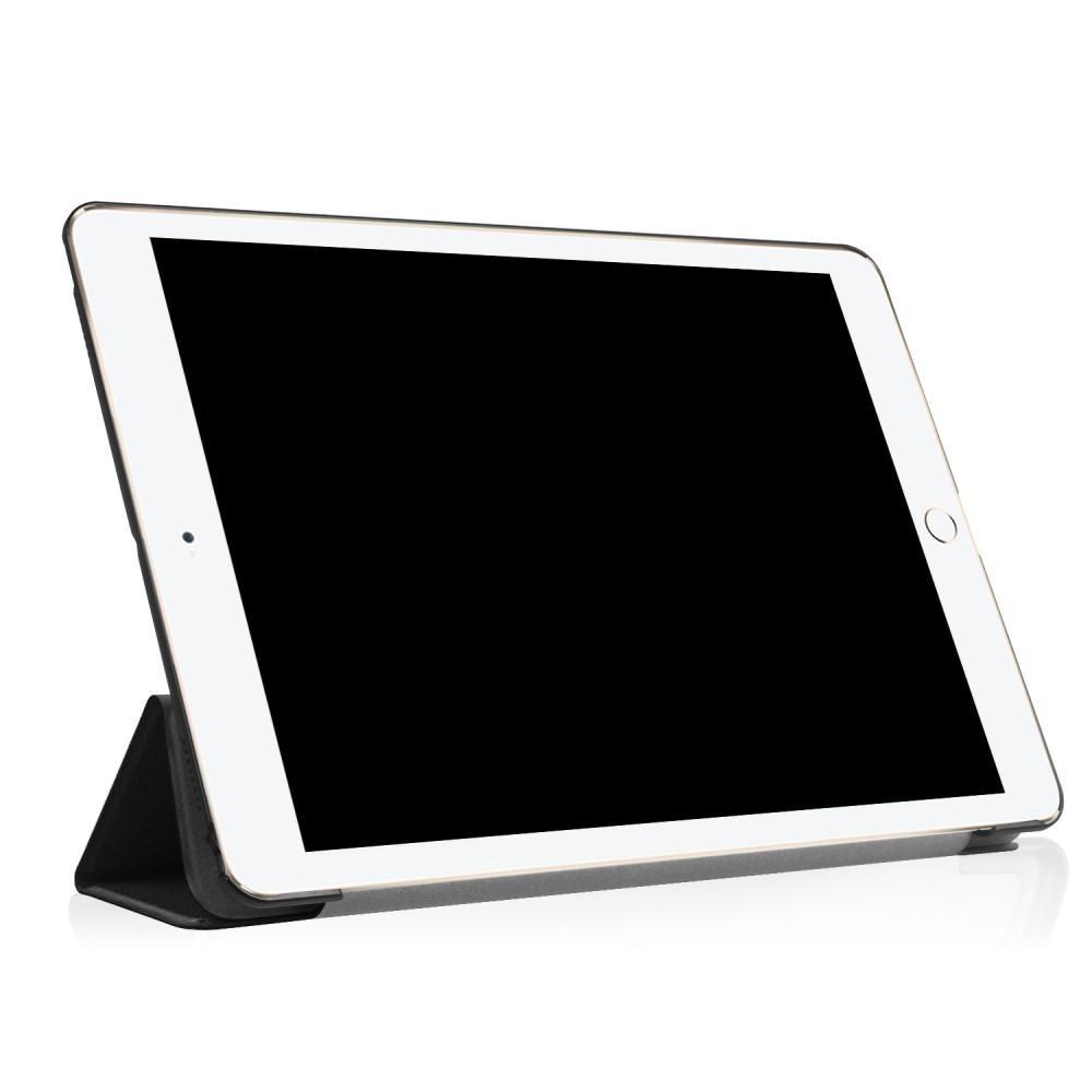 Kotelo Tri-fold Apple iPad Pro/Air 10.5 musta