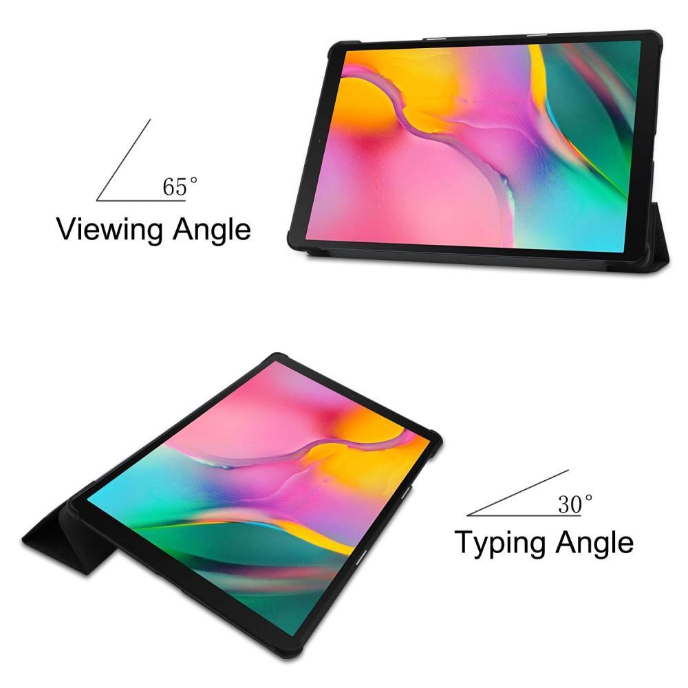 Kotelo Tri-fold Galaxy Tab A 10.1 2019 Don't Touch Me