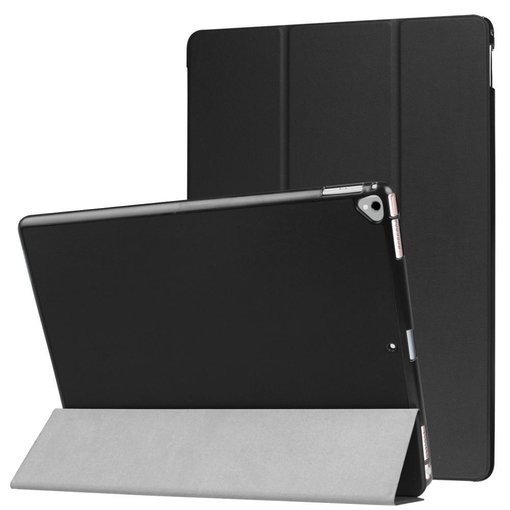 Kotelo Tri-fold iPad Pro 12.9 2017 musta