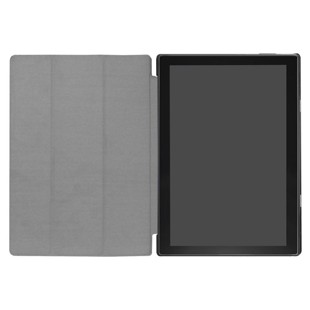 Kotelo Tri-fold Lenovo Tab 4 10 musta