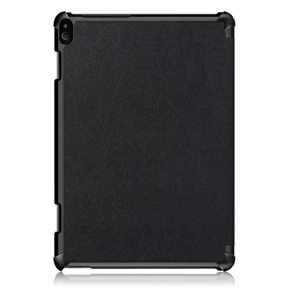 Kotelo Tri-fold Lenovo Tab P10 musta