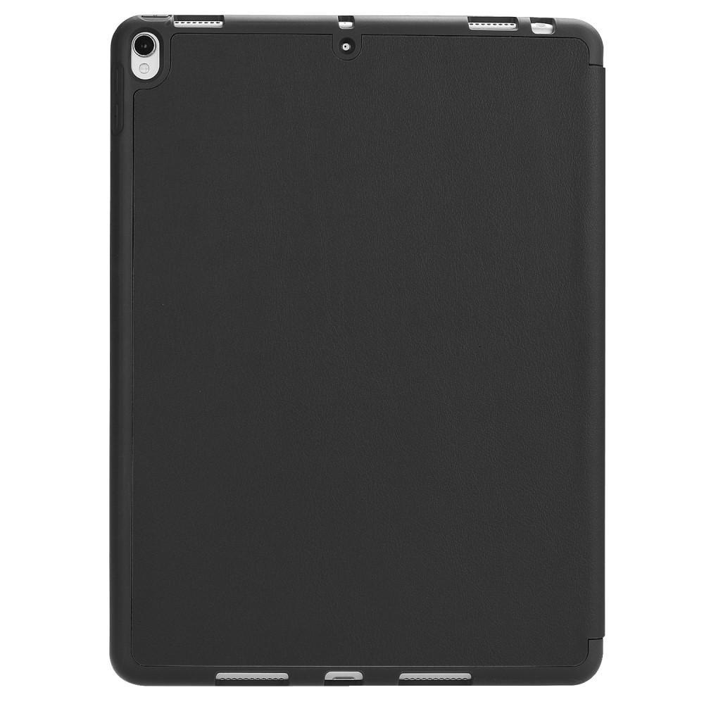 Kotelo Tri-fold Kynäpidikkeellä iPad Pro/Air 10.5 musta