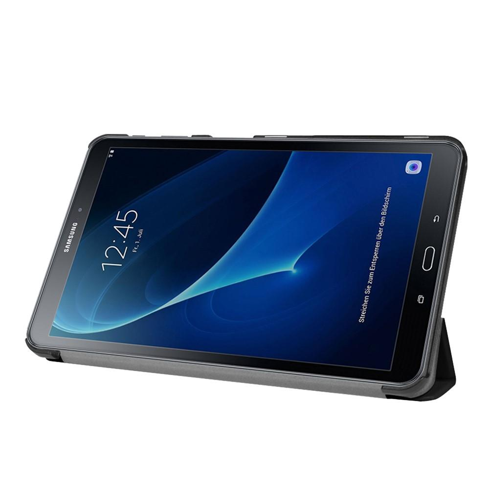 Kotelo Tri-fold Samsung Galaxy Tab A 10.1 musta