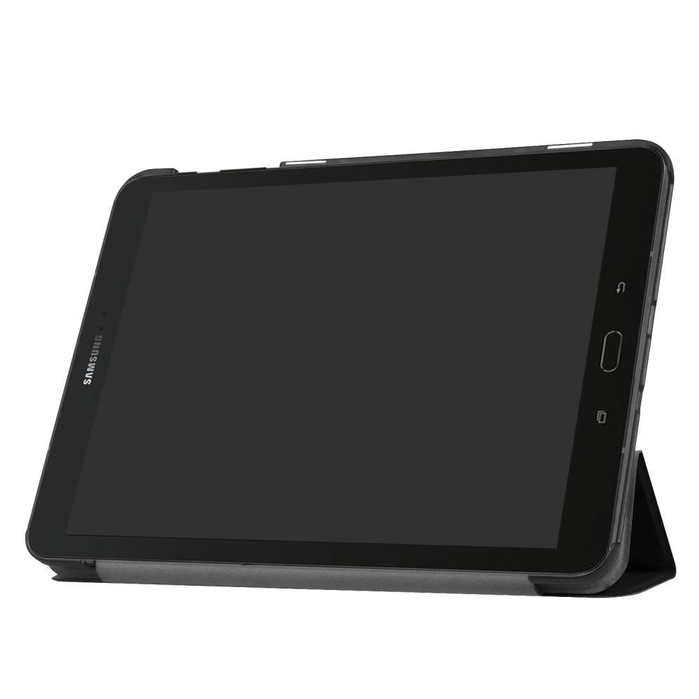 Kotelo Tri-fold Samsung Galaxy Tab S3 9.7 musta