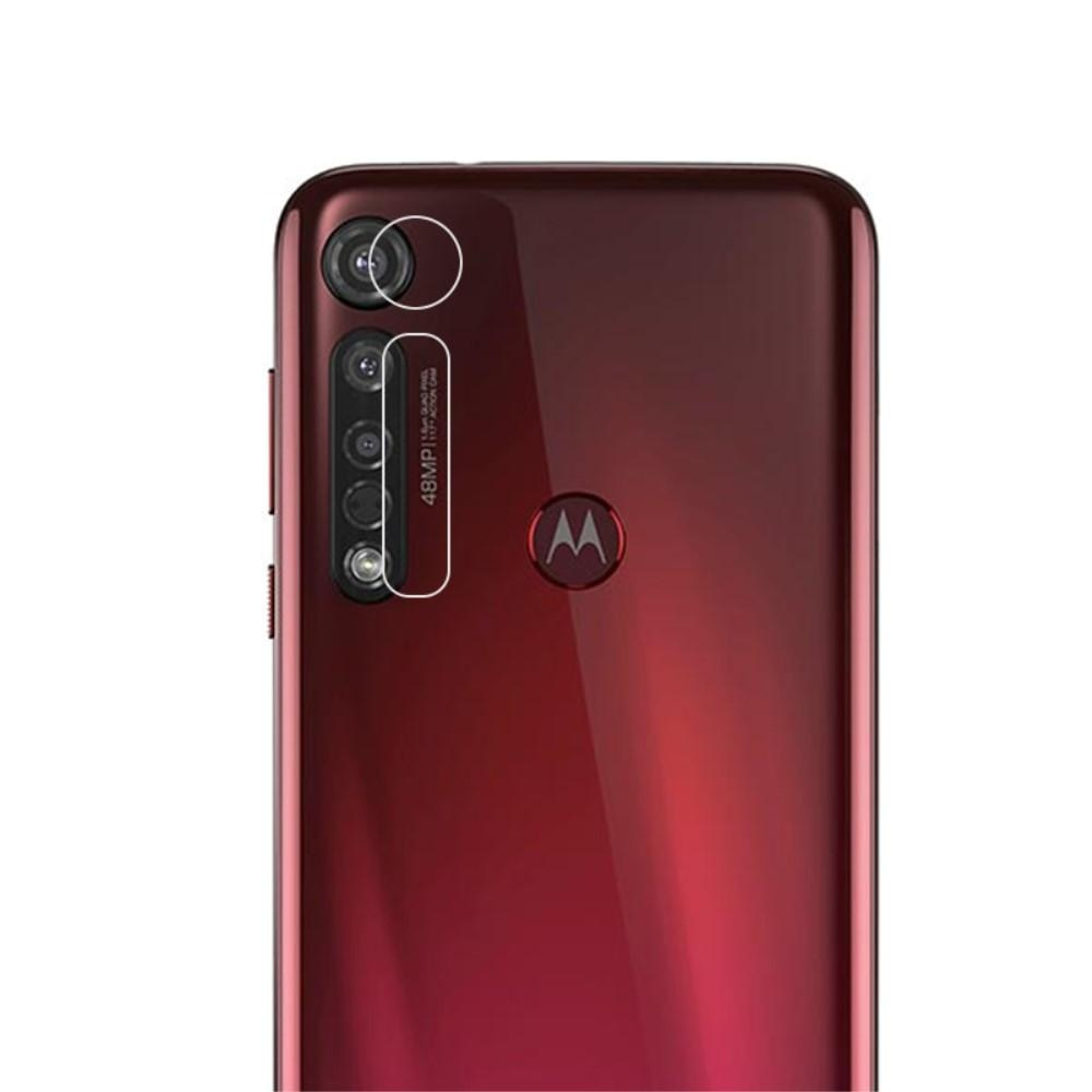 Panssarilasi Kameran Linssinsuoja Motorola Moto G8 Plus