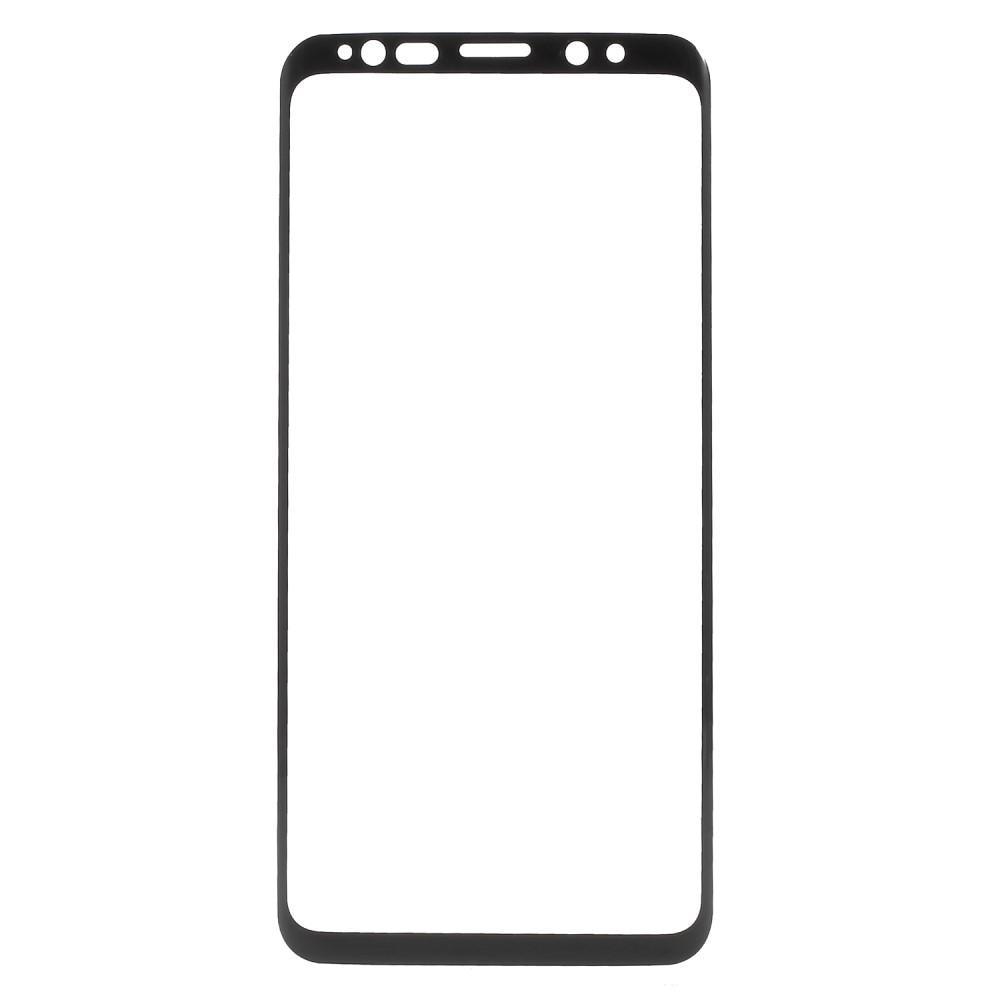 Koko Näytön Panssarilasi Galaxy S9 svart