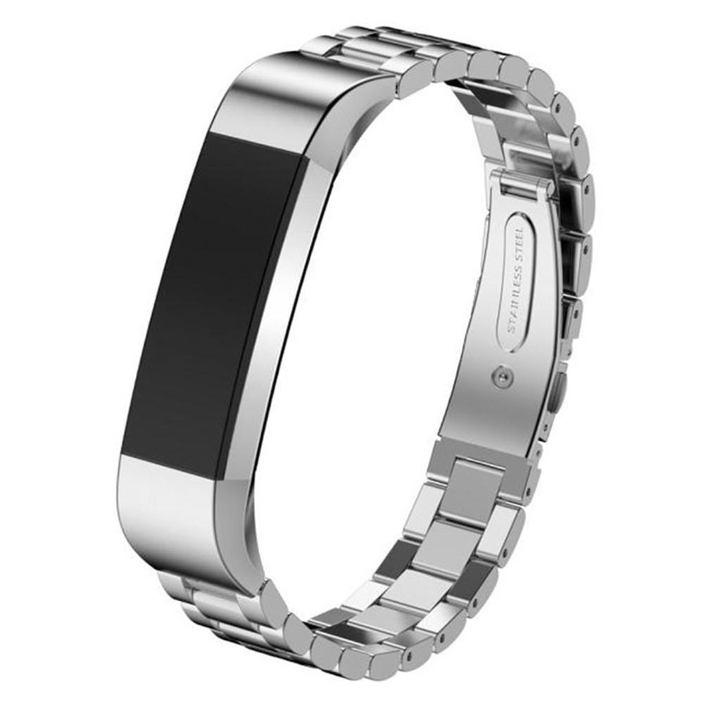 Metalliranneke Fitbit Alta/Alta HR hopea