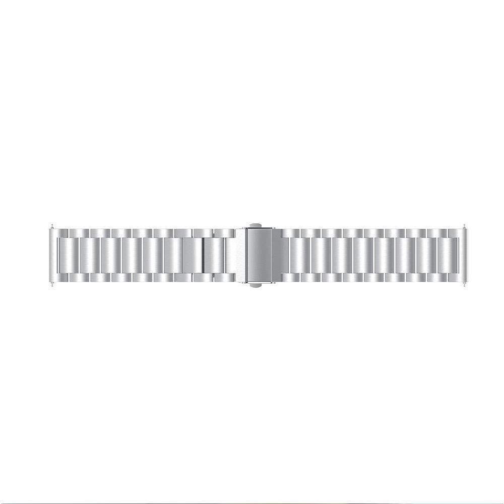 Metalliranneke Samsung Galaxy Watch 42mm hopea