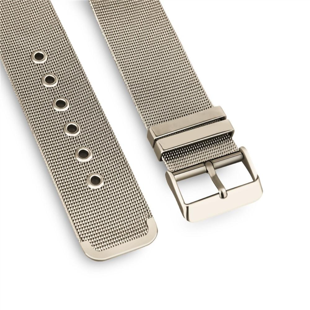 Mesh Bracelet Apple Watch 42/44/45 mm Champagne Gold