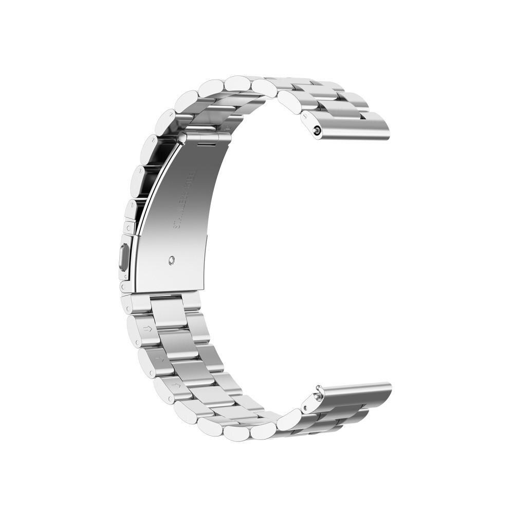 Metalliranneke Garmin Vivoactive 4s/Venu 2s hopea