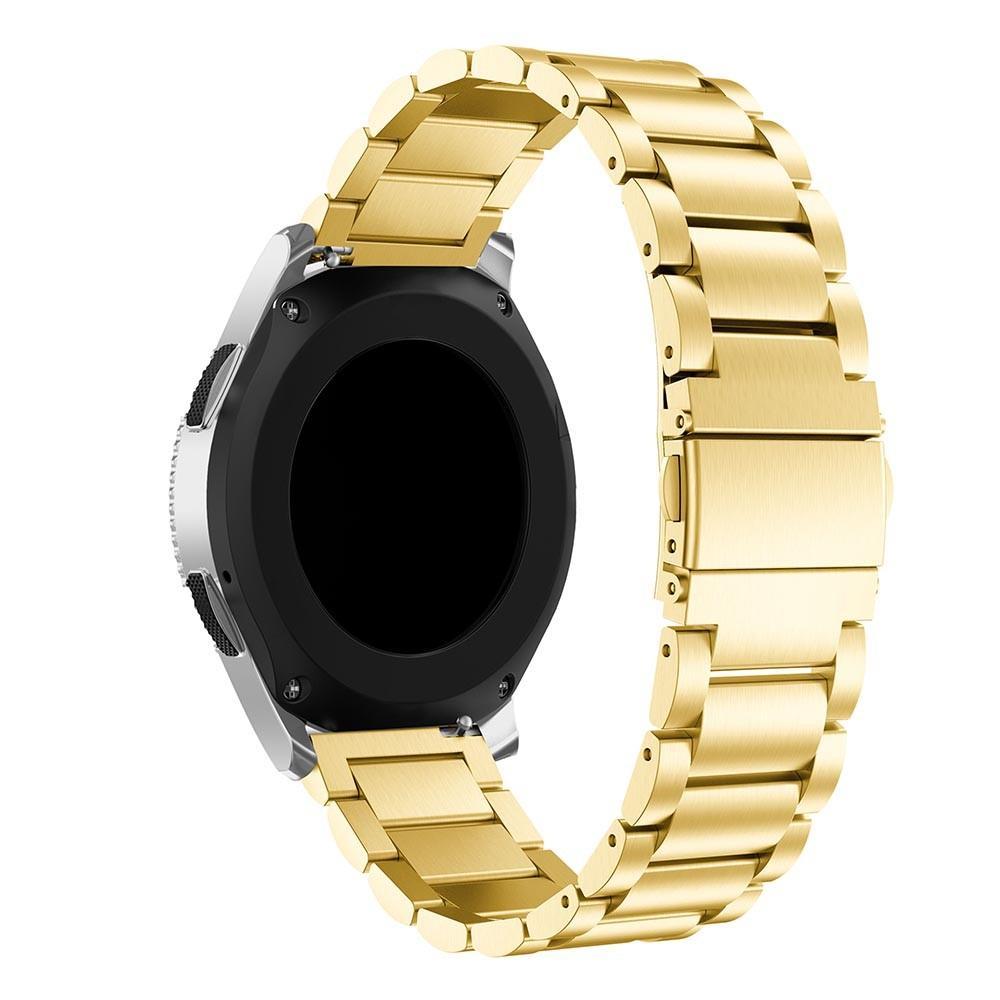 Metalliranneke Samsung Galaxy Watch 46mm kulta