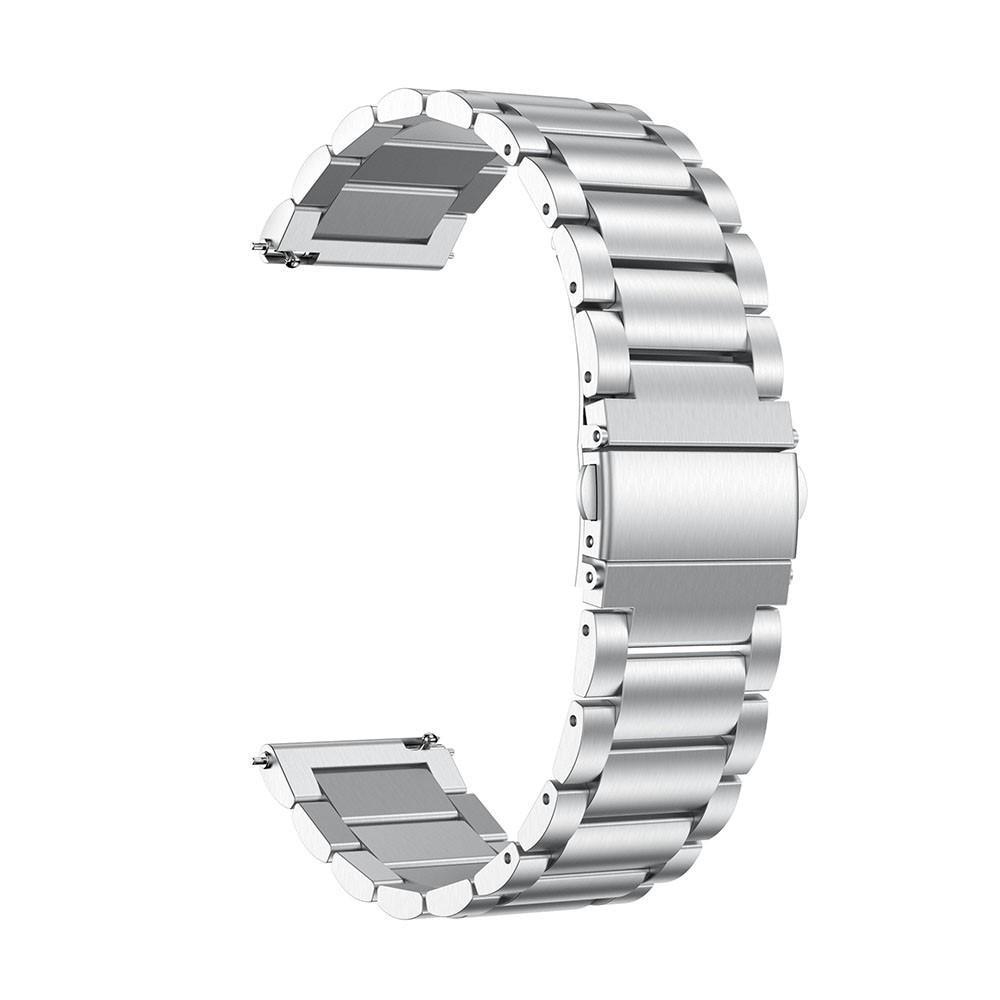 Metalliranneke Samsung Galaxy Watch Active hopea