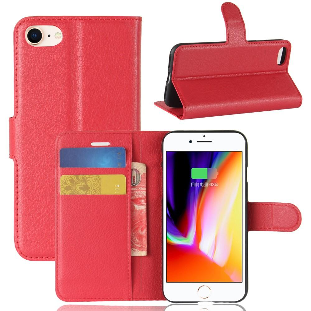 Suojakotelo Apple iPhone 7/8/SE 2020 punainen