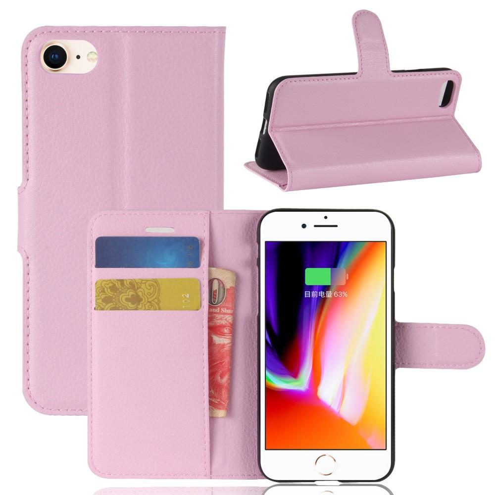 Suojakotelo Apple iPhone 7/8/SE 2020 vaaleanpunainen