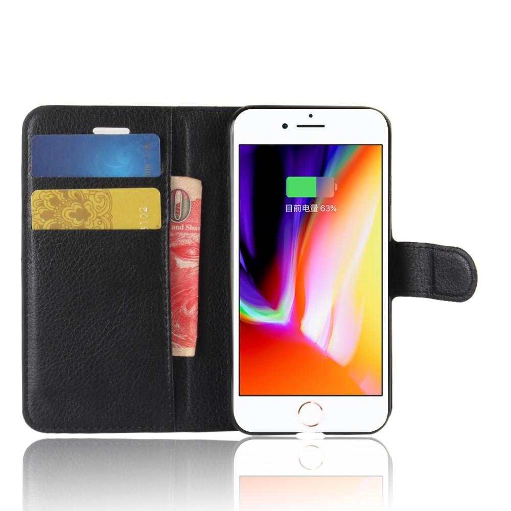 Suojakotelo Apple iPhone 7/8/SE 2020 musta