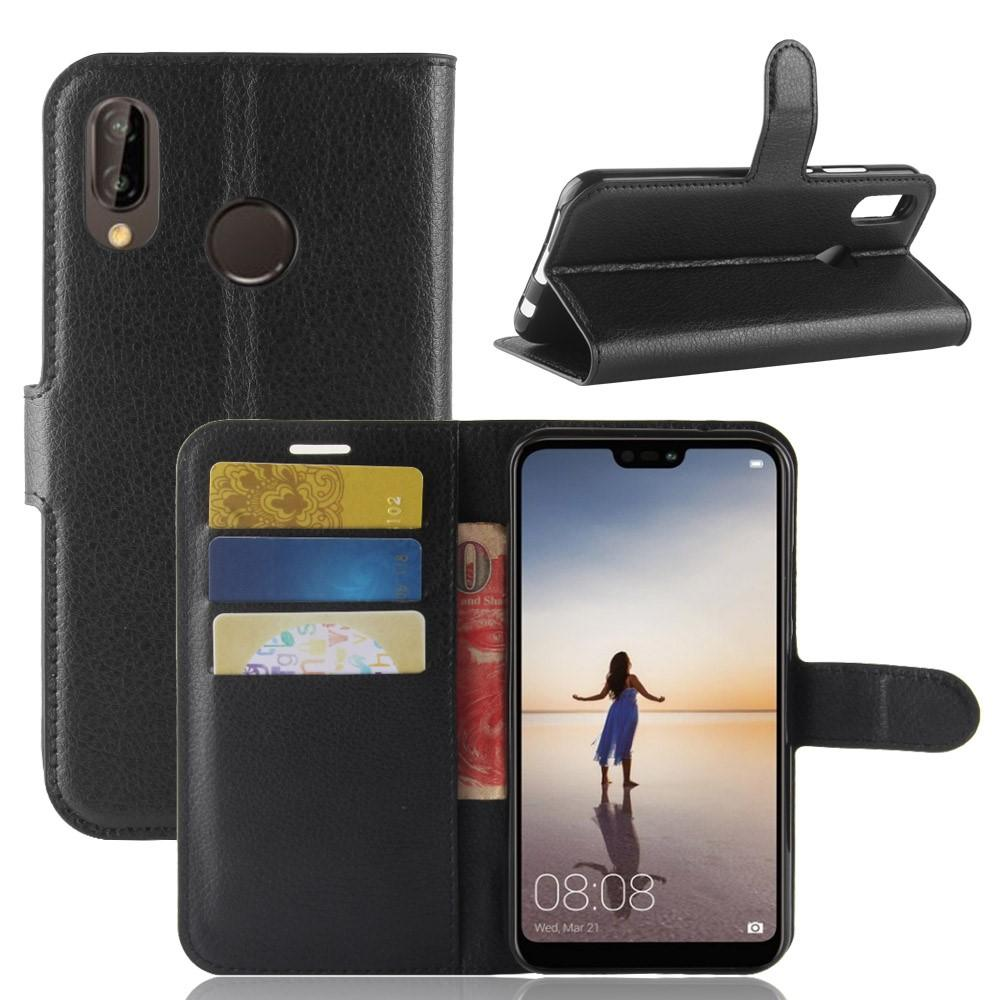 Suojakotelo Huawei P20 Lite musta
