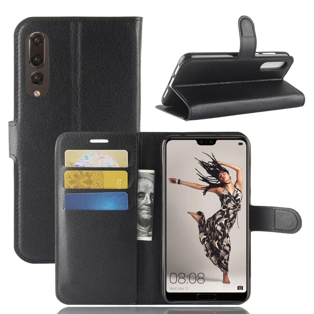 Suojakotelo Huawei P20 Pro musta