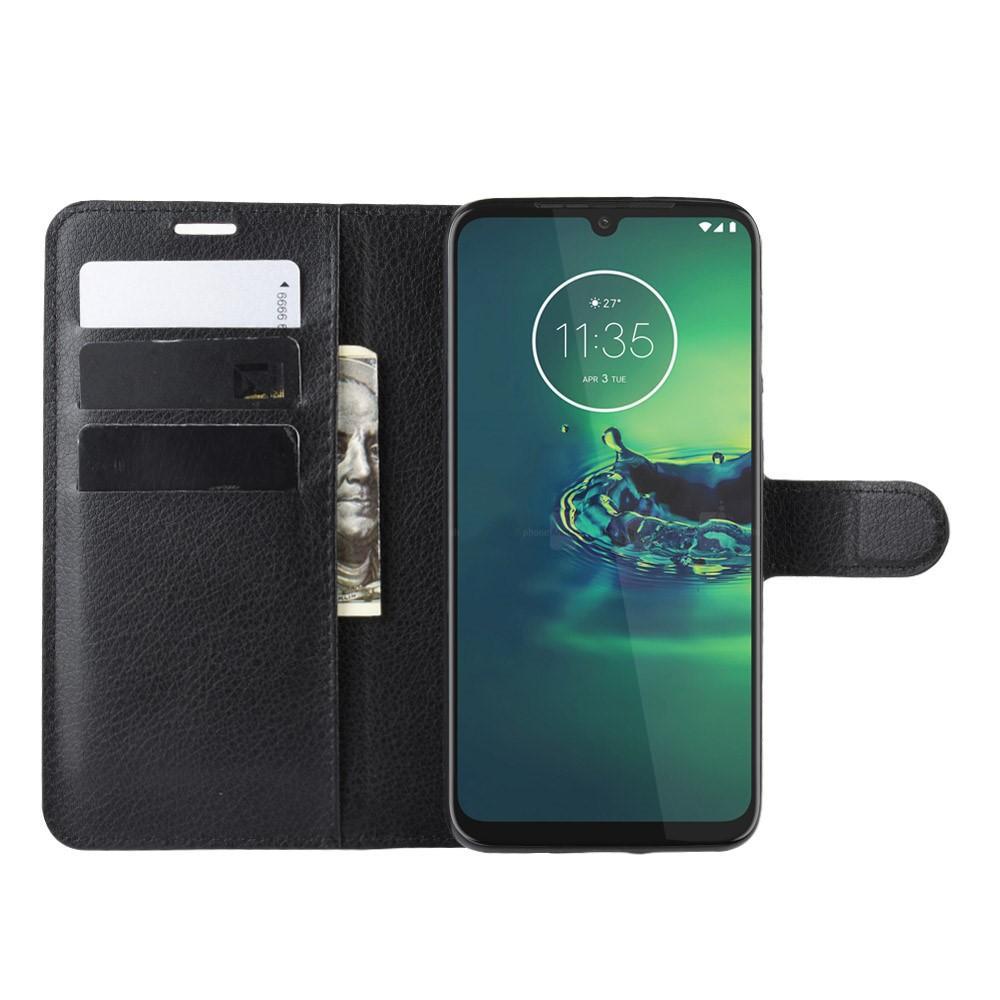 Suojakotelo Motorola Moto G8 Plus musta
