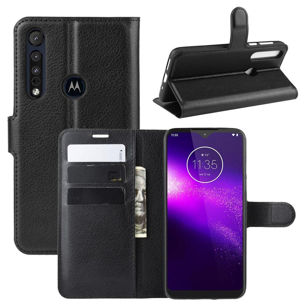 Suojakotelo Motorola One Macro musta