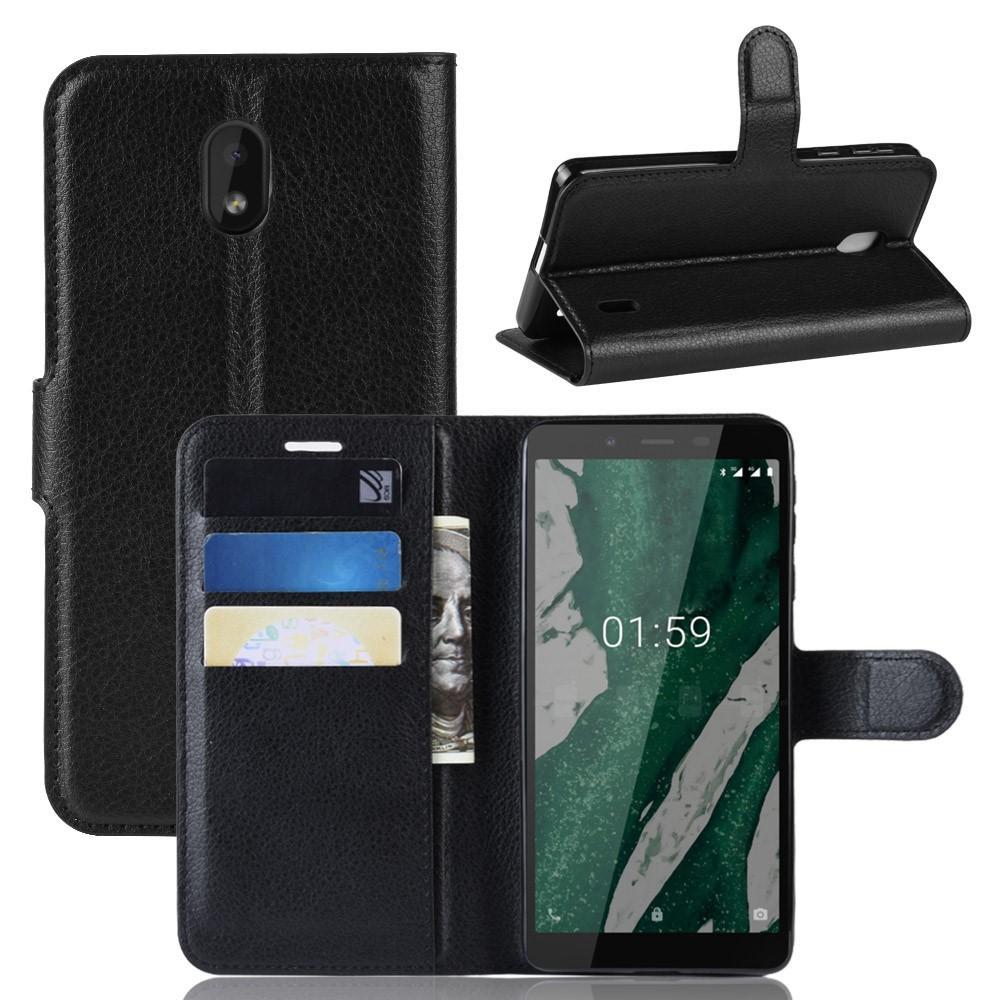Suojakotelo Nokia 1 Plus musta