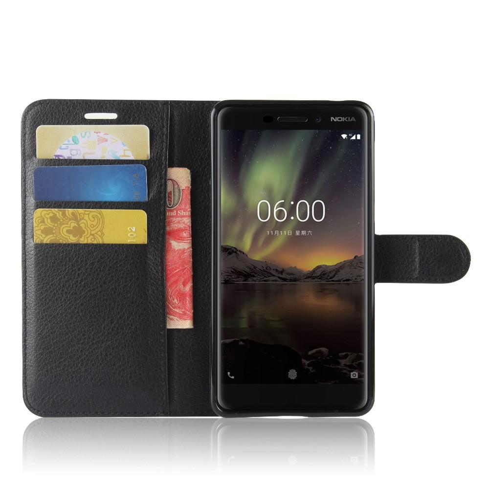 Suojakotelo Nokia 6.1 2018 musta