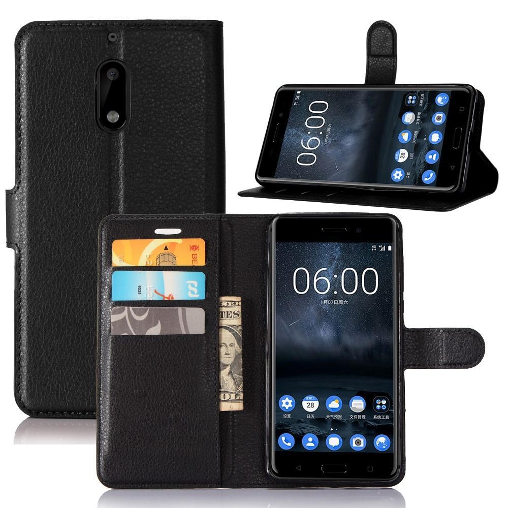 Suojakotelo Nokia 6 musta