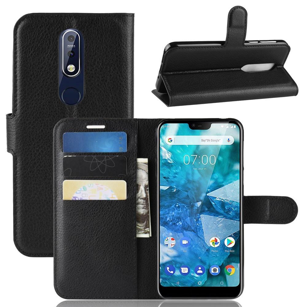 Suojakotelo Nokia 7.1 musta