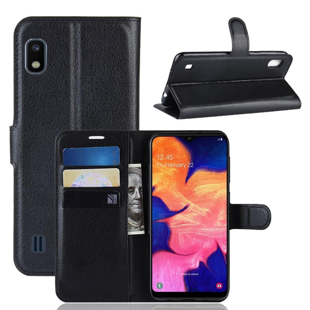 Suojakotelo Samsung Galaxy A10 musta