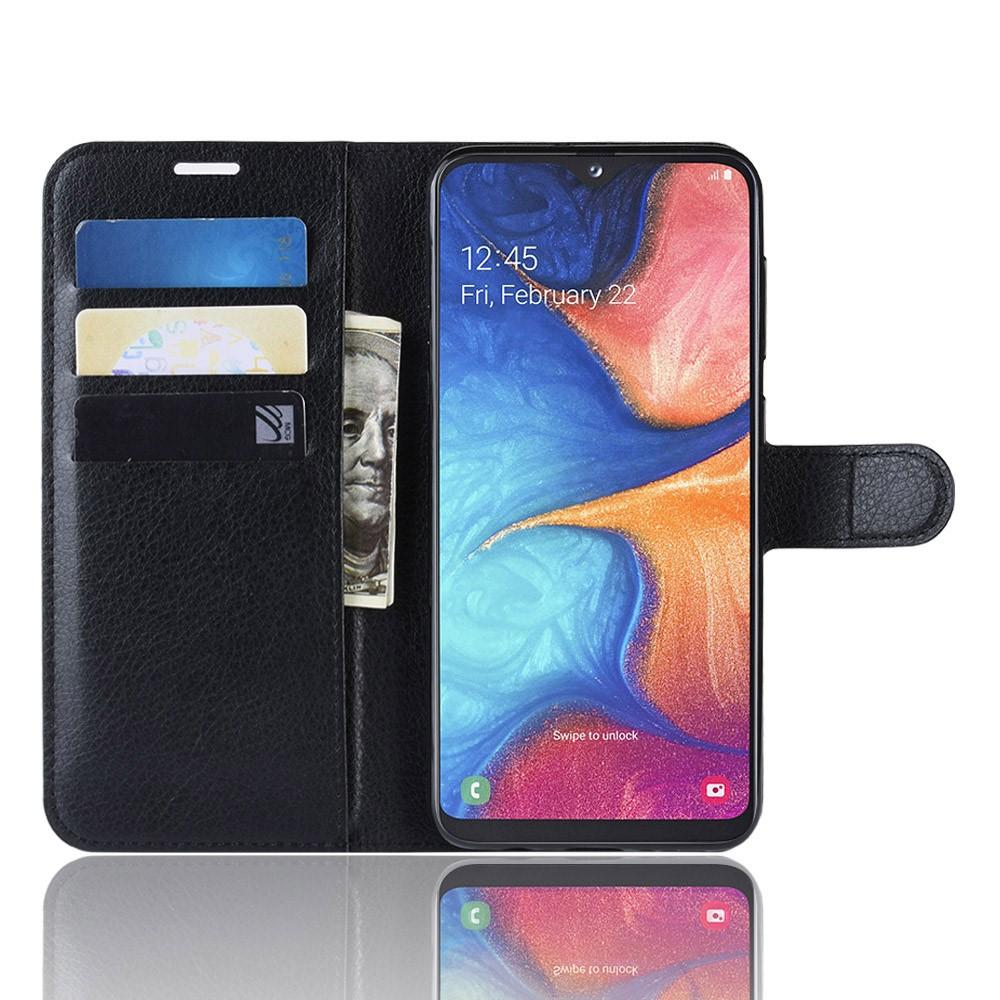 Suojakotelo Samsung Galaxy A20e musta